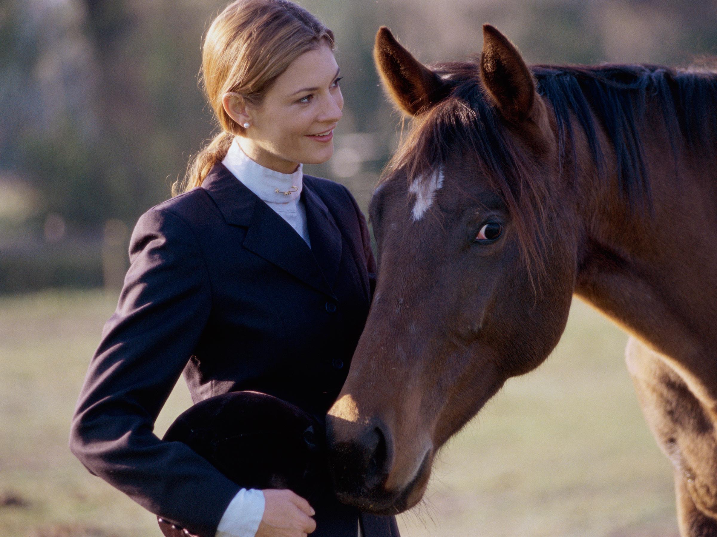 equestrianWithHorse